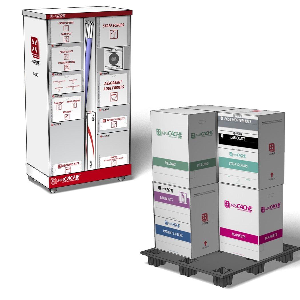 Shop MasCache POD & MOD Systems at DQE